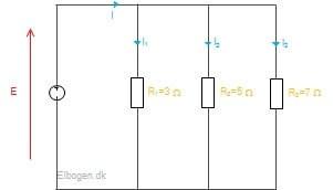 Parallelforbindelse eksempel 1